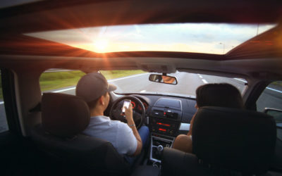 How to fight distracted driving, and WIN